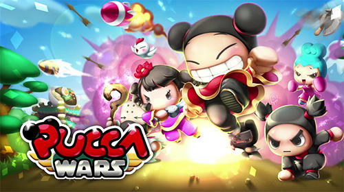 Pucca wars icono