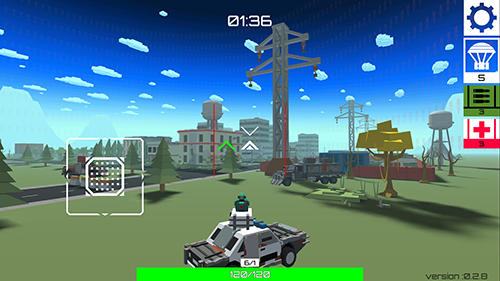CUBG: Car unknown's battle ground for Android