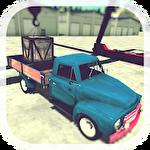 Trucker adventures: City delivery ícone