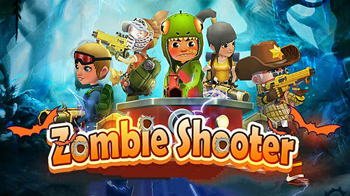 Zombie shooter: My date with a vampire. Zombie.io Screenshot