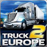 Truck simulator: Europe 2 Symbol