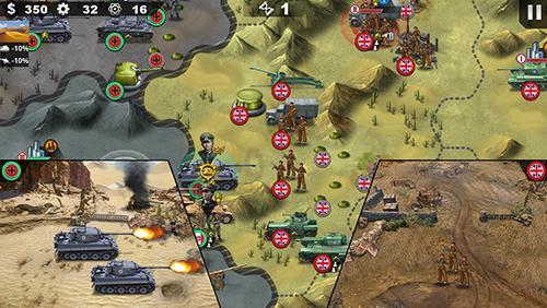 World сonqueror 4 captura de tela 1