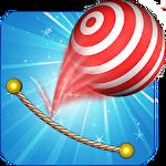 Bouncy balance icono