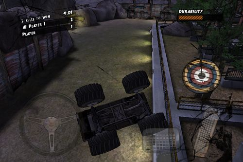 Screenshot Maximaler Overdrive auf dem iPhone