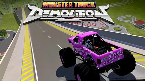 Monster truck demolition Screenshot