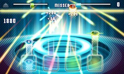 Arcade-Spiele Boom Beats für das Smartphone