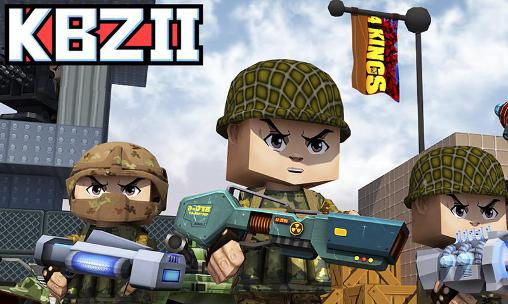 KBZ 2. Cube madness: Zombie war 2 Symbol