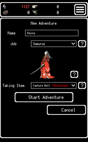 Buriedbornes: Hardcore RPG für Android