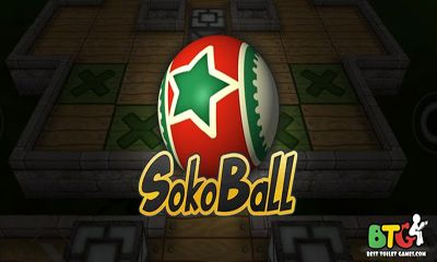 SokoBall (Sokoban 3d) Screenshot