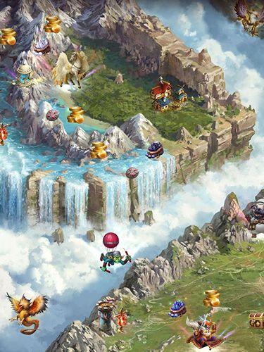 Multiplayerspiele: Lade Quest der Kreaturen auf dein Handy herunter