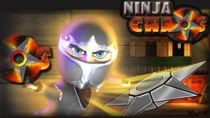 logo Ninja-Durcheinander