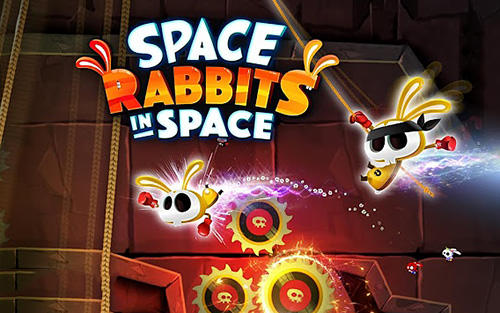 Space rabbits in space Screenshot