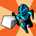 Soul chase: Retro action pixel platformer icon