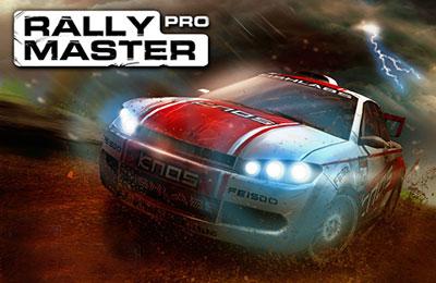 logo Master de rally Pro 3D