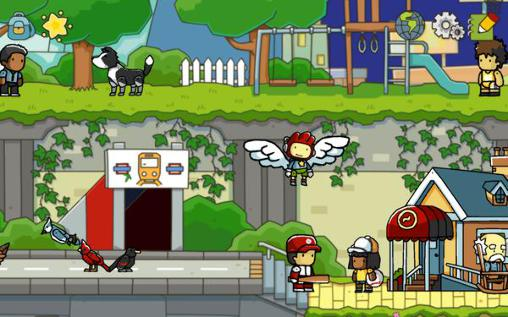 Scribblenauts unlimited pour Android