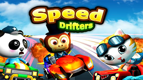 Speed drifters: Go kart racing screenshot 1
