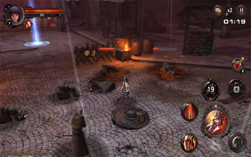 Cry: The blackened soul pour Android
