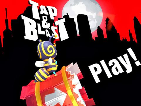 logo Tap & Blast