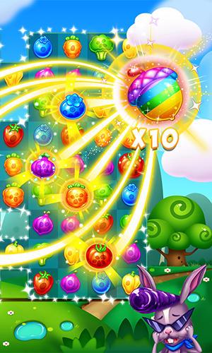 Arcade-Spiele Farm harvest 2 für das Smartphone