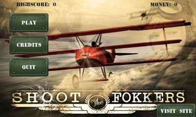 Скриншот Shoot The Fokkers на андроид