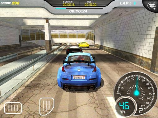 Rennspiele Hot import: Custom car racing für das Smartphone