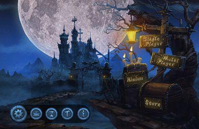Juegos con multijugador: descarga Persecución en la oscuridad: Salvación de la princesa a tu teléfono
