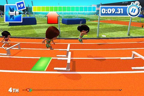Screenshot Track & Tricks auf dem iPhone