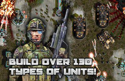 截图机械战争3在iPhone