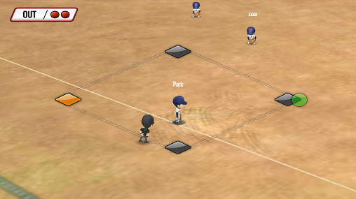 Baseball star pour Android
