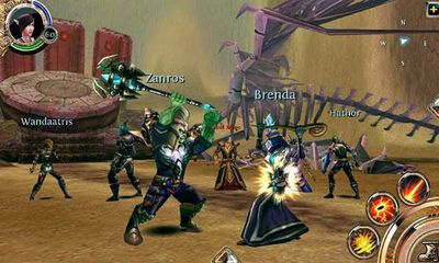 MMORPG Order & Chaos Online in English