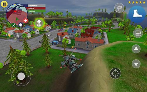 Action Royal battletown für das Smartphone
