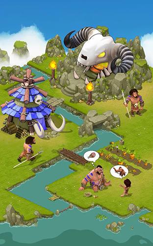 Onlinespiele Brutal age: Horde invasion für das Smartphone