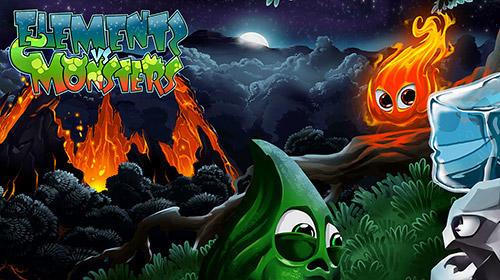 Elements vs. monsters capture d'écran