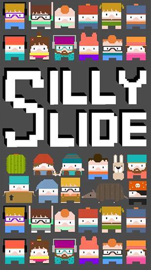 Silly slide: Retro 3D arcade Symbol