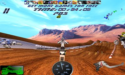 Ultimate MotoCross 2 скриншот 1