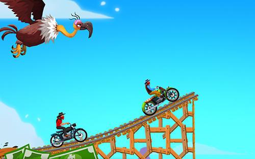 Wild west race Screenshot