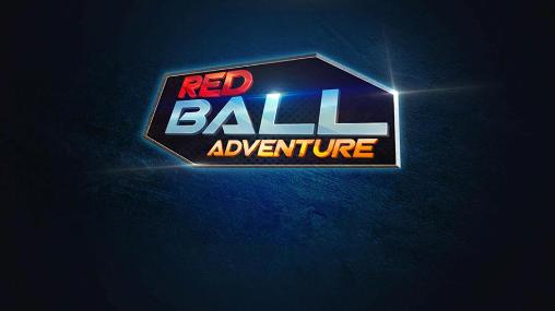 Red ball adventure icono