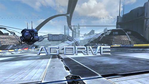 logo AG Drive
