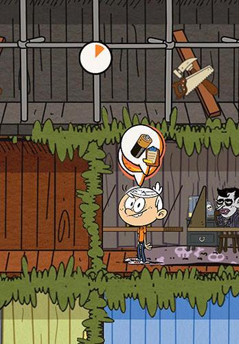 Loud house: Ultimate treehouse Screenshot