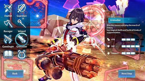 Aura kingdom para Android