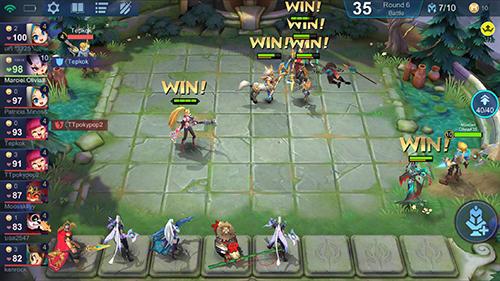 Online Strategiespiele Magic chess: Bang bang auf Deutsch