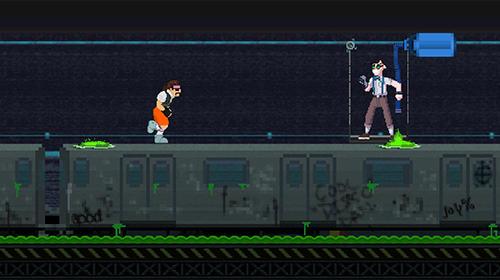 Arcade-Spiele Super 80s world für das Smartphone
