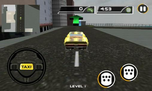 Crazy taxi driver: Rush cabbie für Android