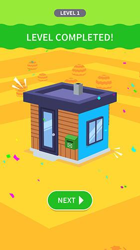 скріншот House paint