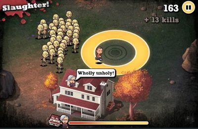 Я против Зомби на русском языке