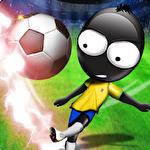 Stickman soccer 2014 Symbol
