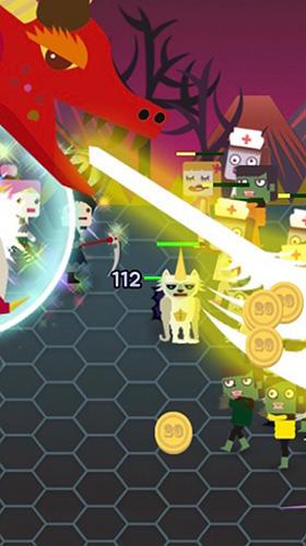 RPG-Spiele Infinity dungeon 2: Summon girl and zombie für das Smartphone