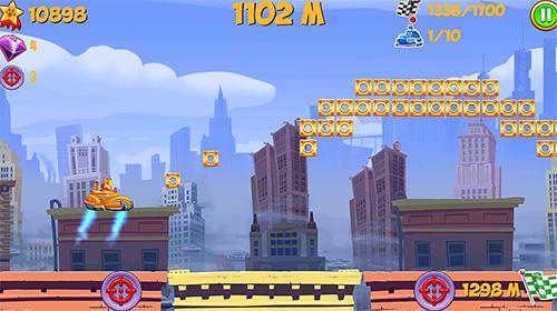 Garfield smogbuster Screenshot