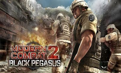 Modern Combat 2 Black Pegasus HD screenshot 1