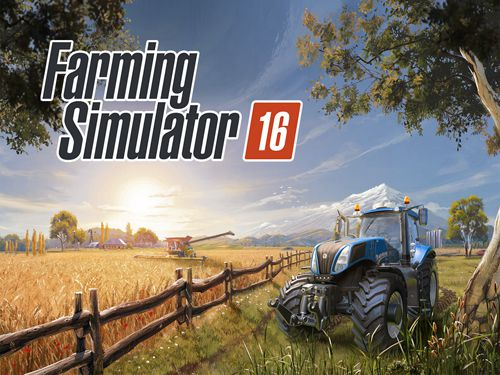 logo Farming simulator 16